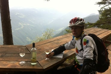On the high routes - Kaltern, Tramin, Eppan