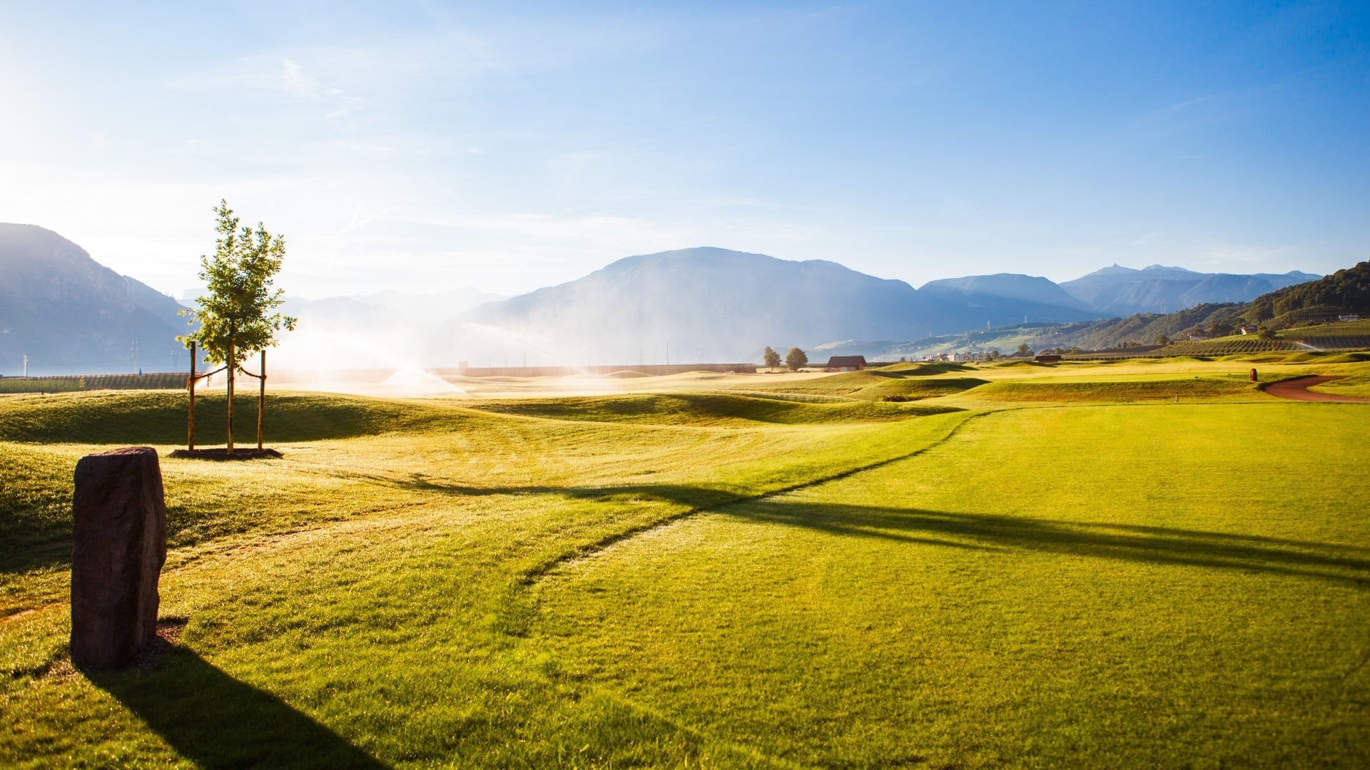 Golf pleasures in Eppan