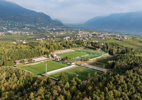Rungg | Eppan football centre