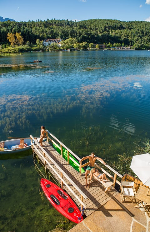 Photo gallery | Lakes of Monticolo